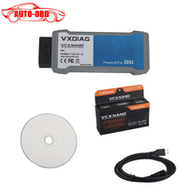 VXDIAG VCX NANO For GM/OPEL Multiple GDS2 /TIS2WEB Diagnostic/Programming System Fit For Win7 64bit and Win8 64bit USB version