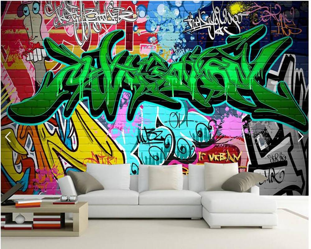 Aliexpress.com : Buy Custom retro wallpaper,3D wood texture against ...