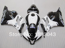 100%Fit injection Fairings for HONDA CBR600 09 10 F5 CBR600 RR 2009 2010 CBR 600 RR 09 10 11 12 REPSOL white black fairing kits(China)