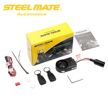 Steelmate SKM21 Motorcycle Alarm System Remote Engine Start Transmitter Immobilizer Anti Theft Security System(China)