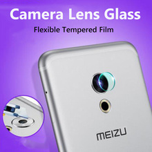 Lainergie 10PCS Back Rear Camera Lens Protector for MEIZU Pro 6 Camera Protector Tempered Glass Protective Film Protection Pro6