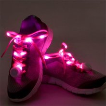 Luminous Shoelace Glow Casual Led Shoes Strings Athletic Shoes Party Camping Shoelaces For Growing Shoes Canvas Shoes Hot Sale(China)