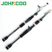 Baitcasting Carbon Fishing Rod 1.95m 2.1m 2.4m 2.7m Telescopic Spinning Fishing Rod Fishing Tackle Travel Fishing Rod