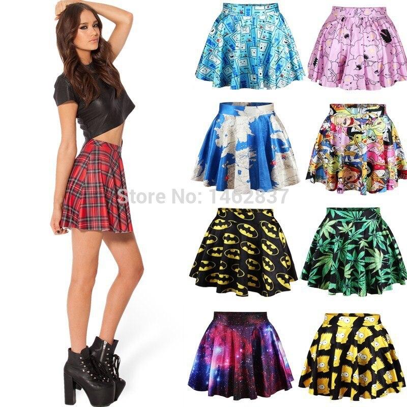 Фото модные юбки в школу