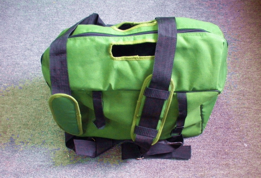 NEW TOTAL STATION SOFT BAG KITBAG FOR TOTAL STATIONS BOX OR GPS BOX<br>