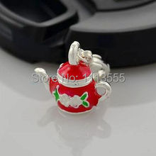 C739  Free SHipping Teapot Thomas Charms, Mixed Silver And With Lobster Clasp Thomas Charms In Cheap Price ,20pcs/lot
