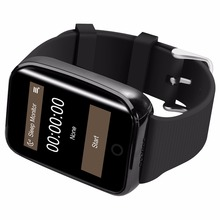 2017 best quality Bluetooth Watch Phone SMS Bluetooth Sync Smart Watch phonewatch saat Support SIM TF Card Anti-lost Reminder