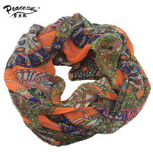 Fashion Charming Scarves Chinese Traditional Design Vintage Winter and Autumn Scarf For Women Accessories SW1290