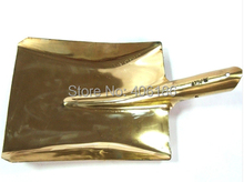 400*240mm Brass Square Shovel, Non sparking Safety Tool(China)