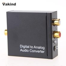 Digital Coaxial Toslink Optical to Analog L/R RCA Audio Converter Adapter 3.5mm Jack Stereo Audio USB Cable