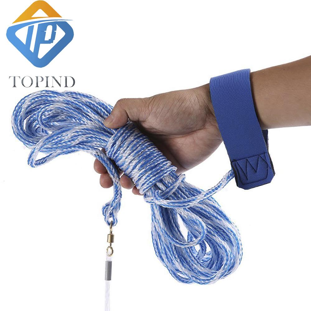 fishing cast net\'s hand rope