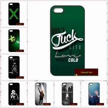Ed Sheeran Case For iPhone 7 4 4s 5 5s SE 5c 6 6 Plus Mobile Phone Cover #HE1749(China)