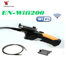 Yobang Security 8.5MM HD 720P Wireless Wifi Endoscope Video Inspection Camera Borescope Endoscope Camera For Iphone Android IOS