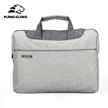 Kingsons High Quality Laptop Handbag for Men and Women Travel Bussiness Notebook Bag Large Capacity 11 13 14 15 Inch Computer(China)