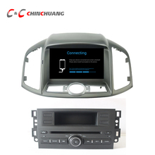 Octa Core 1024*600 Android 6.0 Car DVD Player for Chevrolet Captiva 2012-2013 GPS Navigation with Radio Wifi BT 2GB RAM 32GB ROM