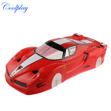 1/10 RC car accessories/parts1:10 RC car body shell