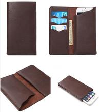 Universal Wallet Card Money Case Mobile Phone Leather Case For Xiaomi Redmi 4 Pro Prime/SENSEIT E500/Oysters Pacific E Bag Case(China)
