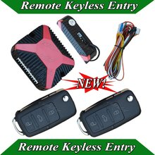 NEW OEM keyless entry system is with OEM flip key alarm remote,fire resistance remote case,window rolling up output,HAA car key