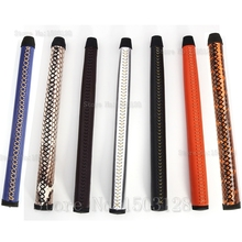 Siran Brand New Handmade Golf Grips Real Snake Leather Putter Grips 7 Color Choices(China)