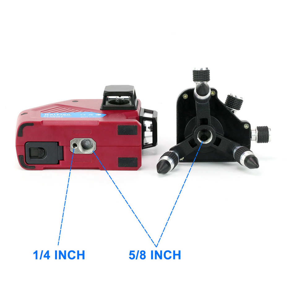 Kaitian Laser Level MR3D2 interface