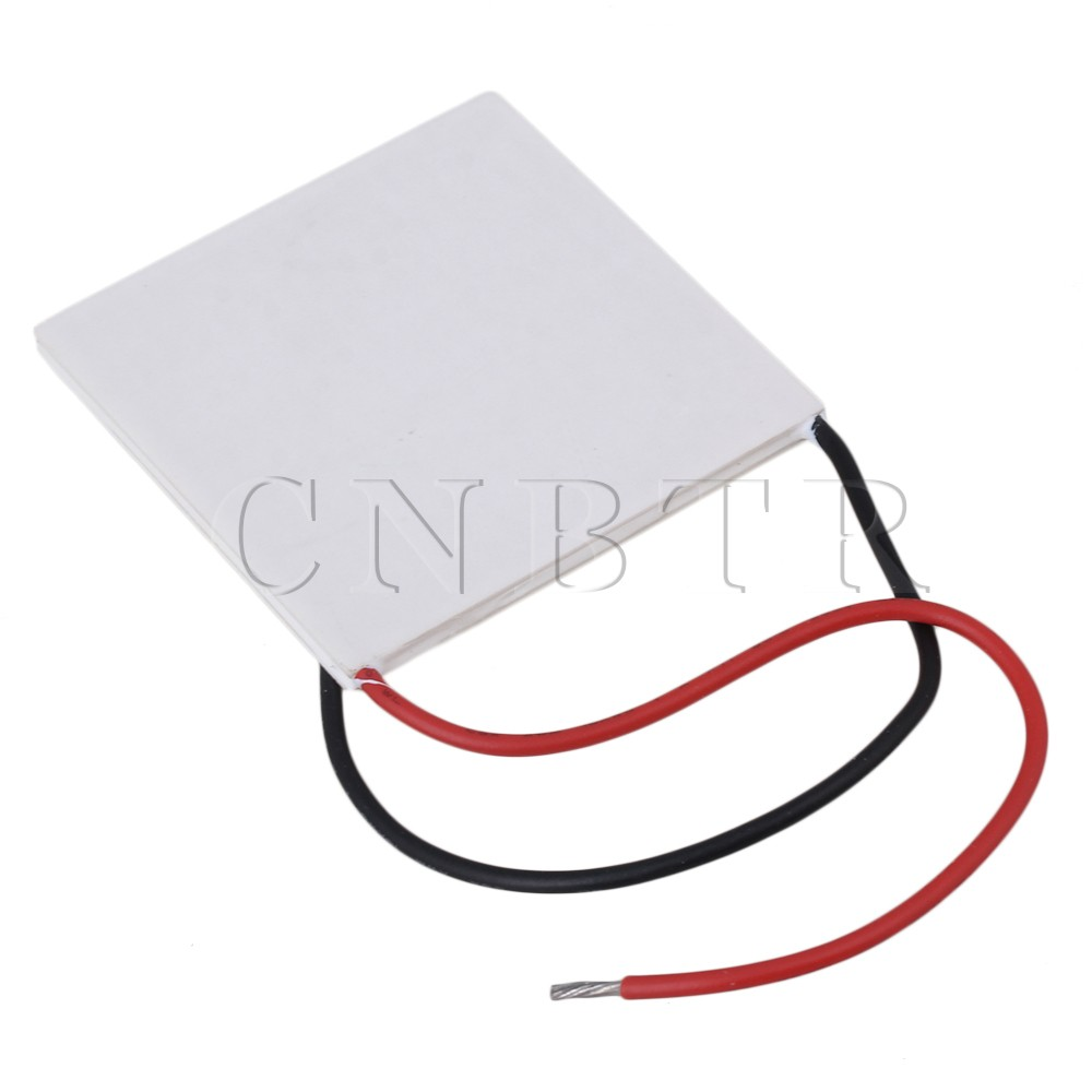 10PCS CNBTR Ceramics Gray White TEC1-12730 Thermoelectric Peltier Cooler Cooling<br>