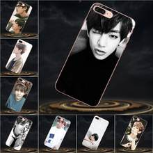 Для Galaxy A3 A5 A7 On5 On7 2015 2016 2017 Grand Alpha G850 Core2 премьер S2 I9082 Soft Mobile Shell Bangtan мальчики Taehyung Run(Китай)