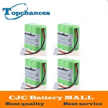 High Quality 4PCS Top Sale 7.2V 2000mAh Vacuum Cleaner Rechargeable Battery For Mint 5200 5200C Free Shipping(China)