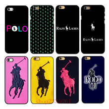 new striped Polo Ralph Laurens hard plastic Cell phone Case cover for Apple iphone 4s 5s 5c 6 plus 7 7plus