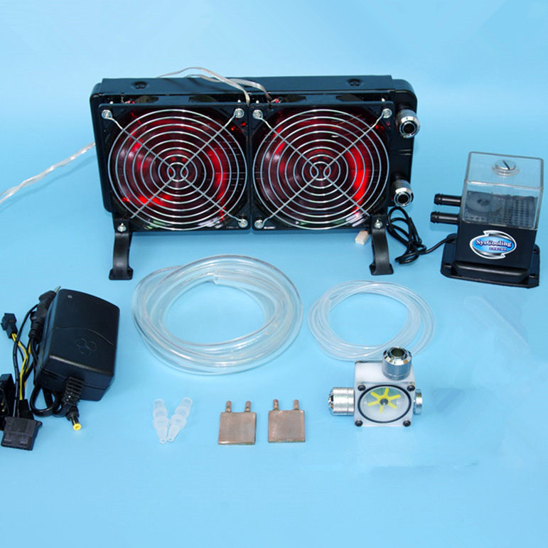 00003_laptop-cpu-gpu-water-liquid-cooling-cooler-copper-dissipate-heat-radiator-water-pumps-water-tanks-heat