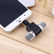 1pc New Mini Stereo Microphone Mic 3.5mm Mini Jack PC Laptop Notebook Hot Worldwide