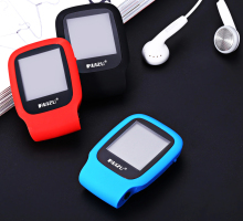 RUIZU X09 FM Radio 1.5 Inch TFT LCD Screen TF Card Sport MP3 Player Support MP3 / WAV / APE / WMA / FLAC format