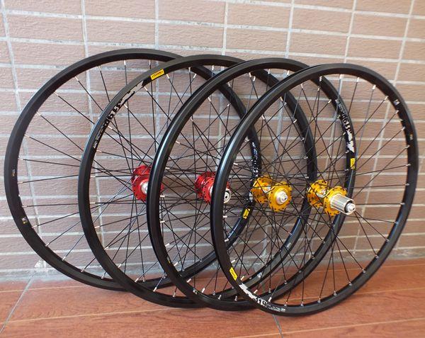 MTB wheelset9