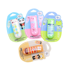 1 Pcs 3m X 5mm Cute Kawaii Aihao Animal Panda Bear Frog Correction Tape School Office Supplies Stationery Kids for Children(China)