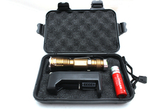 3800 lumens CREE XML T6 led mini flashlight police portable rechargeable lamp penlight + 18650 battery charger