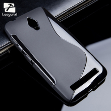 Sline TPU Silicone Phone Cases For Asus ZenFone Go ZC500TG zenfone Go Z00VD 5.0inch Back Covers Mobile Phone Accessories Shell