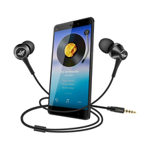 T3 Original Earphone Stereo Heavy Bass Sound Quality Headset With Microphone Wired Earbuds Free Answer Control In-ear Earpiece