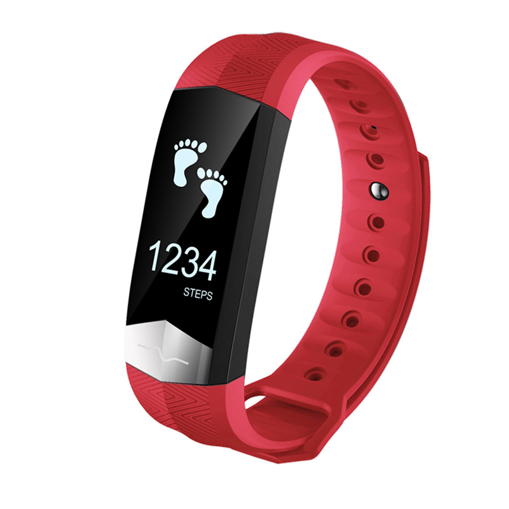 CD01 Smart Wristband Bracelet Sports Fitness Activity Heart Rate Monitor Tracker Support For IOS8.2 / Android4.4 above