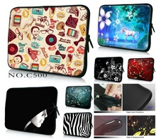 "9.7"" 10 12 13 15 17 17.3 inch Laptop Sleeve Waterproof  Sleeve Pouch Bag Tablet Case Cover For 11.6 15.6 13.3 Dell HP ASUS Sony"