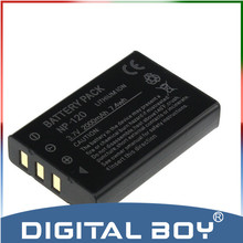 Digital Boy Drop Shipping 1pcs NP-120 NP120 NP 120 2000mAh 3.7v Li-ion Camera Battery For FUJIFILM FUJI F10 F11 603 M603 Zoom z1