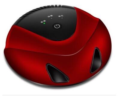 Negative Anion Generator Mini Car Ionizer Air Purifier UFO-shape  Active Crabon Car Air Cleaner Vehicle Smart Purifying Device<br>