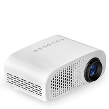 Interface Media Player Portable Home Theater Proyector Dual HDMI TV Mini Home TV Projector Full HD Analog TV ATV HDMI