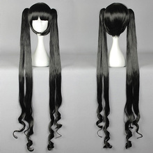 Top quality ! Fashion styleIs Is It Wrong to Try to Pick Up Girls in a Dungeon? Hestia  woman Cosplay Wigs Two Ponytail wigs