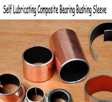 Buy 20Pcs High Quality SF1 SF-1 0810 Self Lubricating Composite Bearing Bushing Sleeve 8 x 10 x 10mm Free shipping