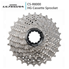 Shimano ULTEGRA R8000 CS-R8000 CASSETTE SPROCKET (11-SPEED) Road bicycle Cassette Sprocket 11-34T 11-32T 11-30T 11-28T 11-25T(China)