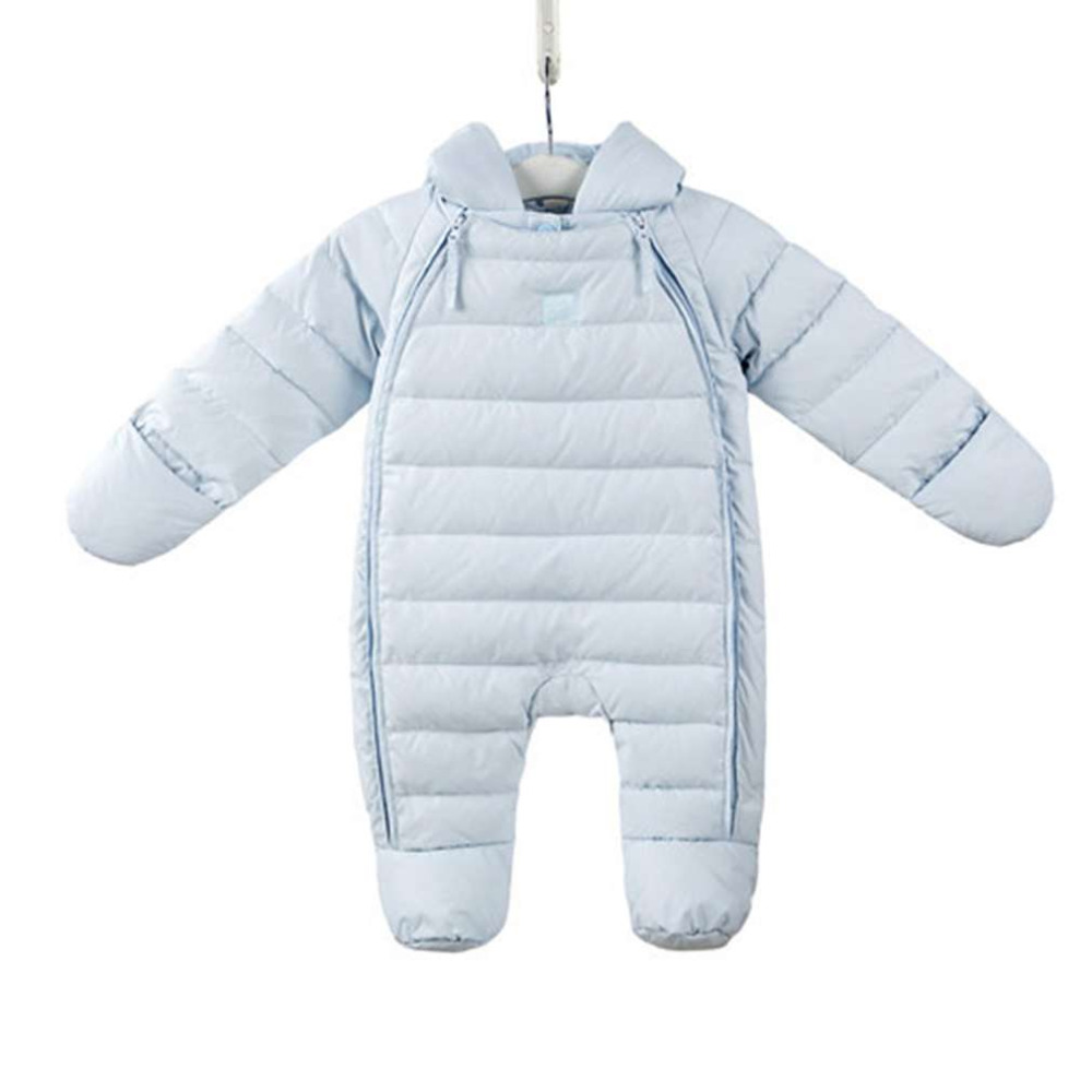 Hot! Newborn Baby Rompers Winter Thermal Snowsuit Jumpsuit Cute Baby Warm Hooded Baby Clothes Outerwear Clothing New Sale<br>