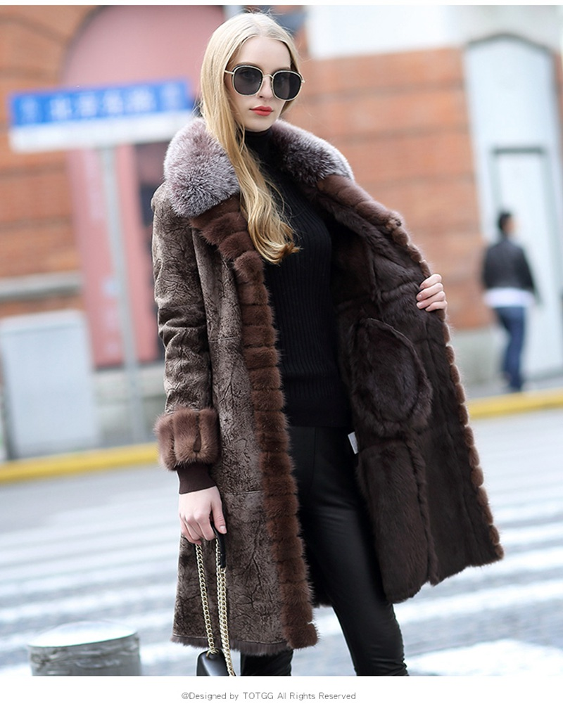 genuine real fur and leather jacket women (6)