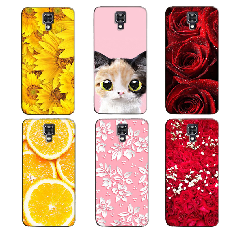 Fashion UV Print Cartoon PC Back Cover Case for LG X Screen / X View K500N K500DS Mobile Phone Bags & Cases(China (Mainland))