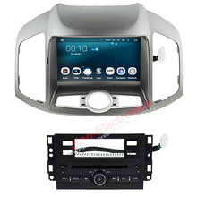 1024x600 Android 5.1 Car DVD GPS for Chevrolet Captiva 2011-2014 with BT Radio RDS Wifi Mirror-link Microphone Free 8GB Map Card