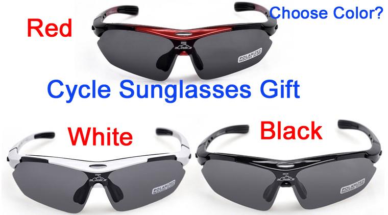cycling sunglasses gift