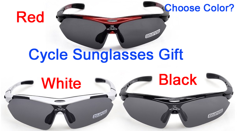 cycling sunglasses gift